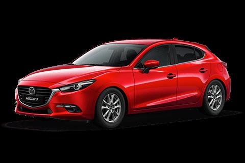 New Mazda3 Sport